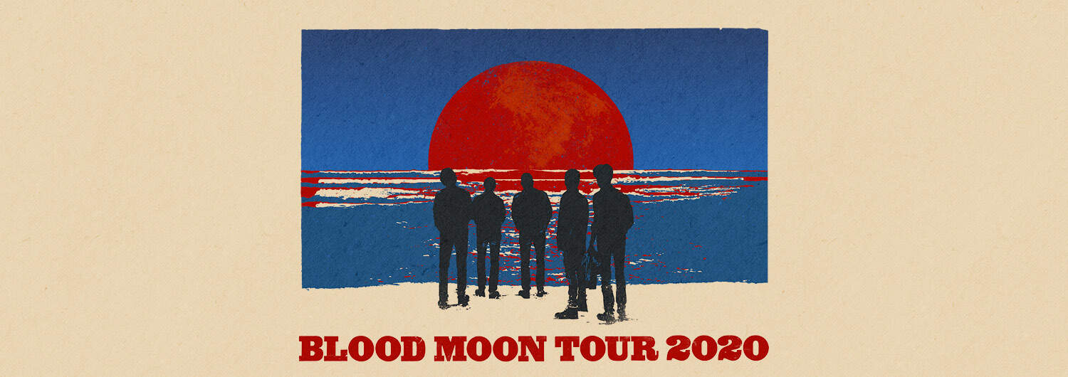 cold chisel blood moon - photo #10
