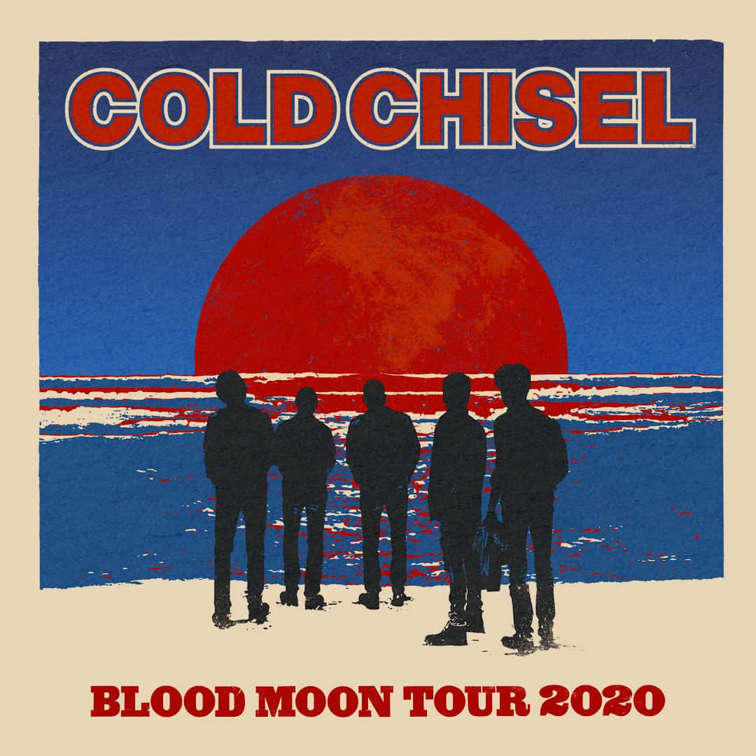 cold chisel blood moon - HD1030×1030